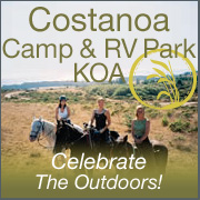 Costanoa Costal Camp & RV Park KOA Western Weekend Celebration November 6-8, 2009